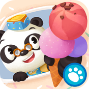 Dr. Panda's Ice Cream Truck free software for iPhone, iPod and iPad